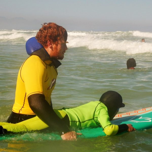 How to learn to surf (safely!)