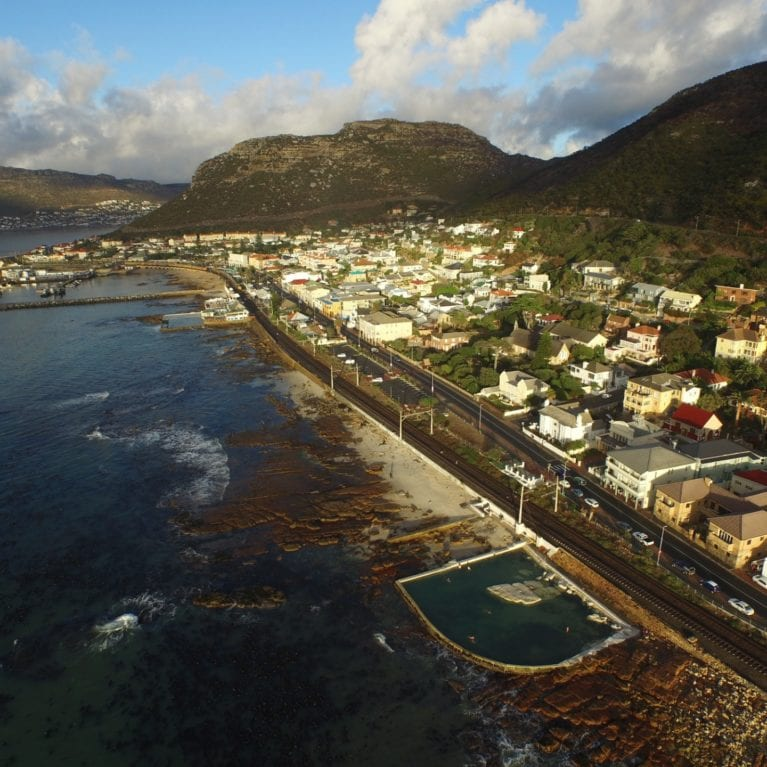 Ideally situated at the edge of False Bay in Cape Town, South Africa, the Save Our Seas Foundation (SOSF) Shark Education Centre was established in 2008 in a beautiful heritage-status building in Kalk Bay, right on the doorstep of the incredible Dalebrook Marine Protected Area – an apt location for a marine-focused centre, as Dalebrook is a sanctuary zone within the greater Table Mountain National Park Marine Protected Area. Photo by Michael Scholl | © Save Our Seas Foundation