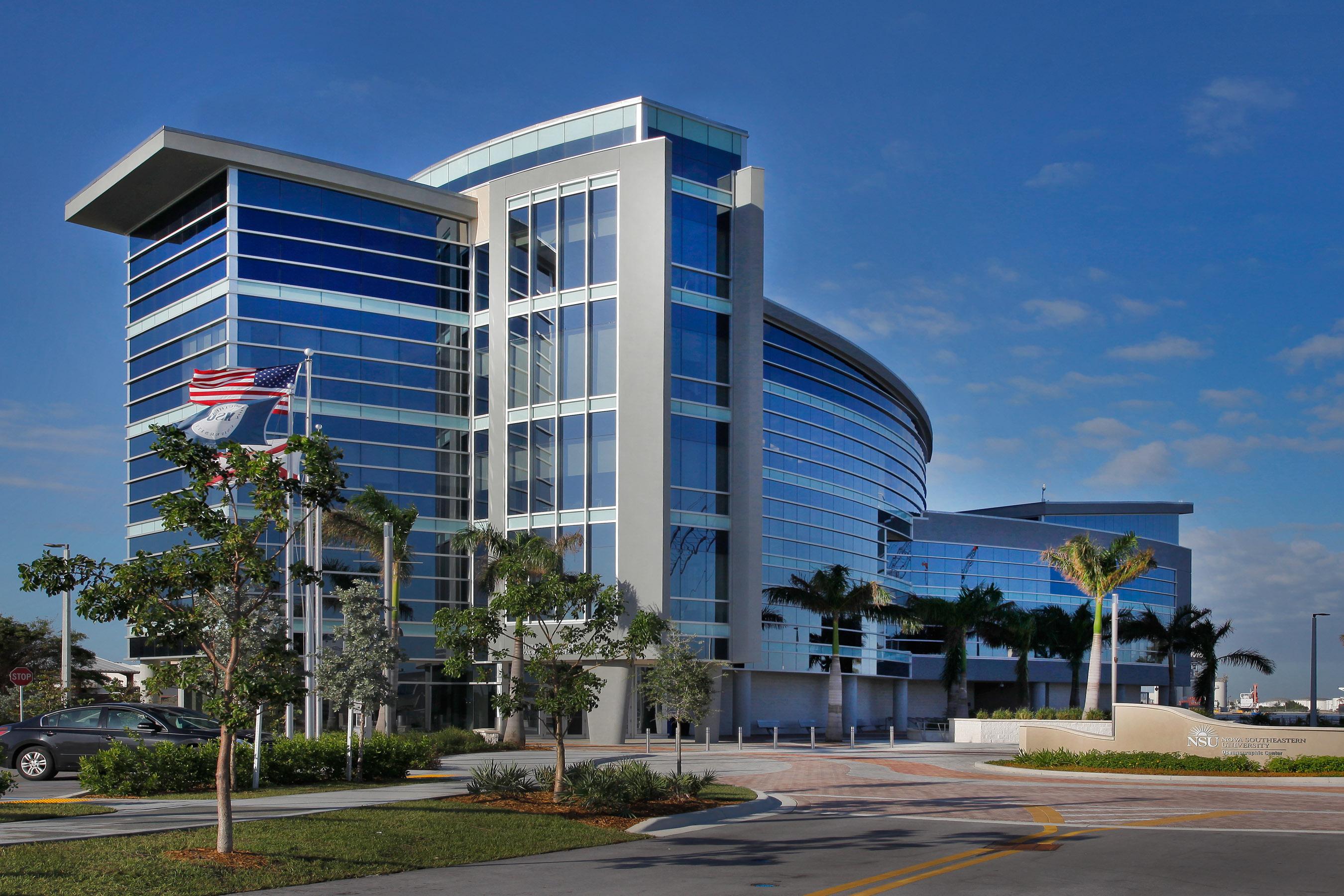 Nova Southeastern University's Guy Harvey Oceanographic Center