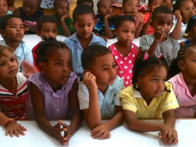 HINE Abbie - Positive Impact of Education 2