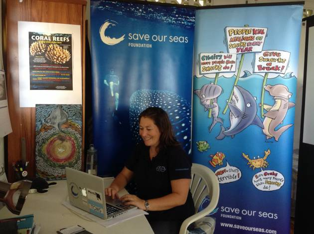 HINE Abbie - Marine Education in Seychelles 4