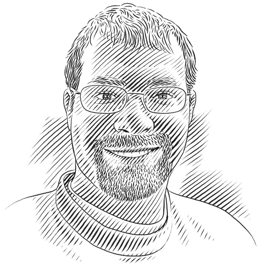 A tale of three sharks