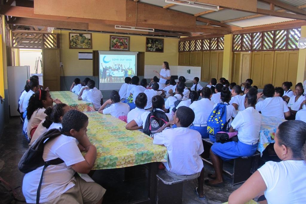 MARCH abi - recruiting marine explorers