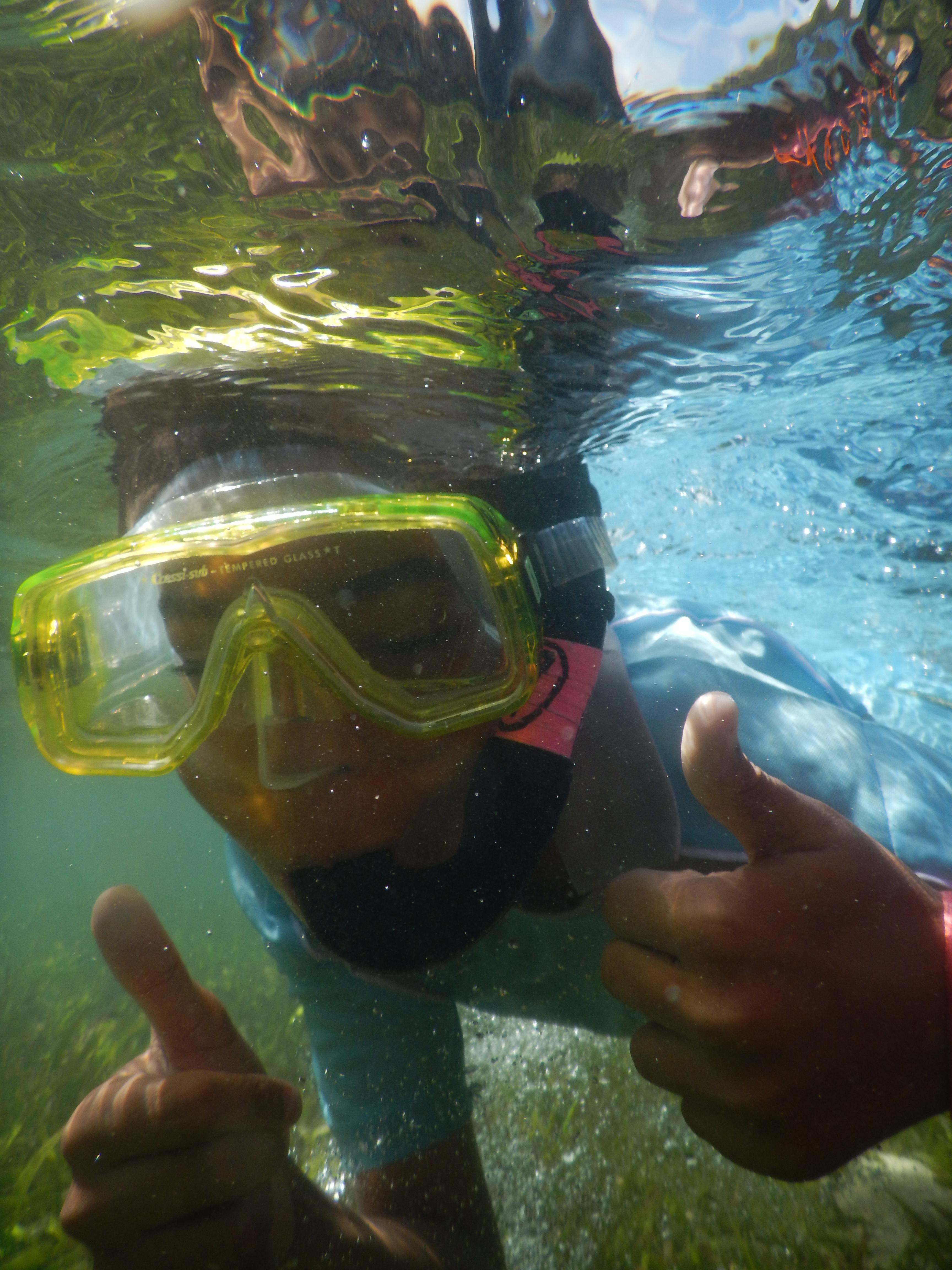 MARCH abi - motivated marine explorer shaun