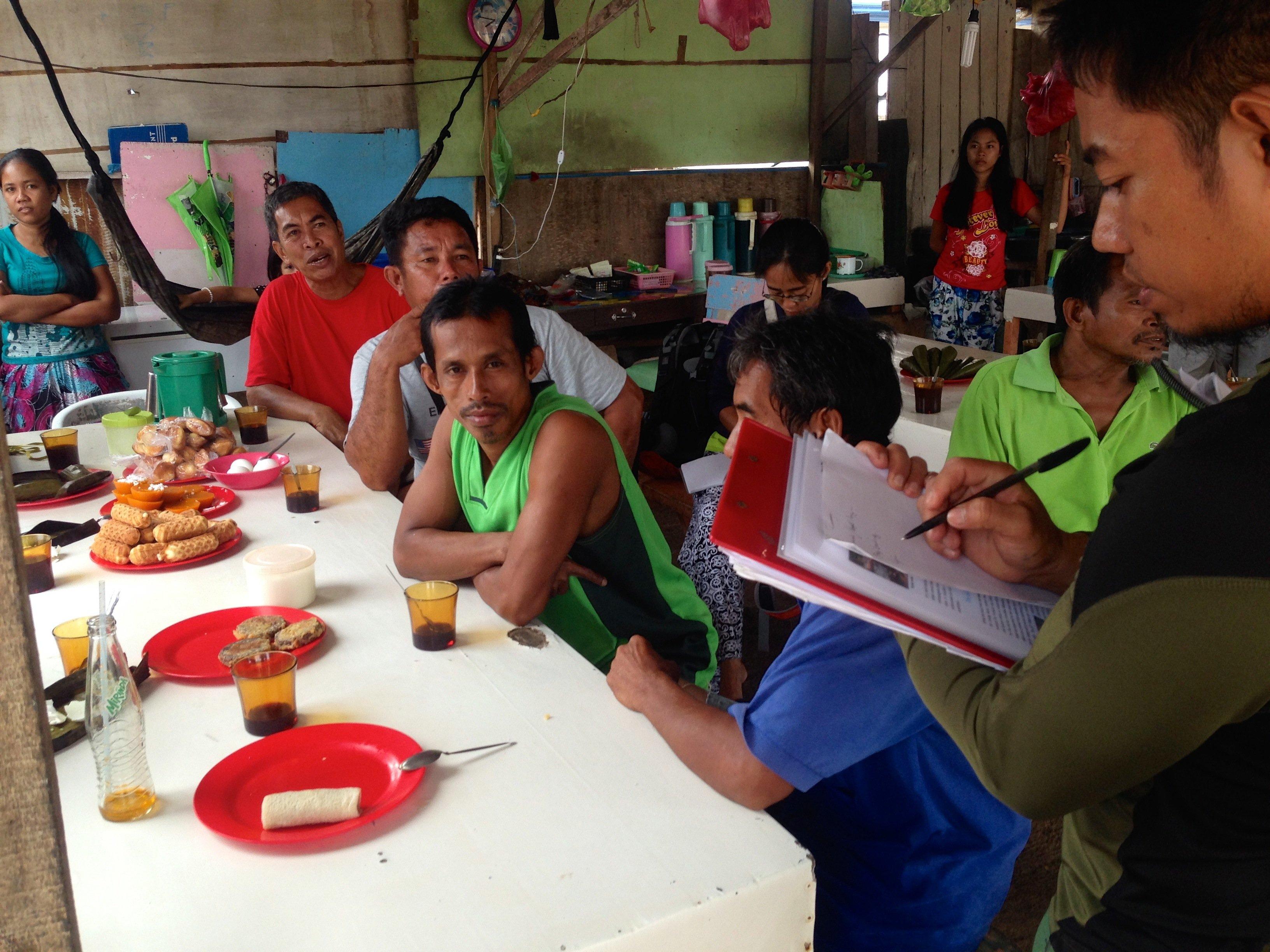 ARNOLD shannon - Tawi Tawi