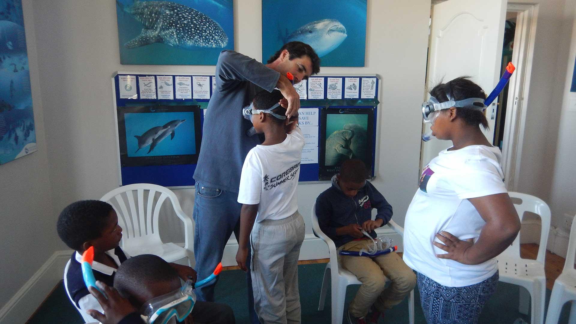 BlogSEC Marine Explorers enjoying the summer