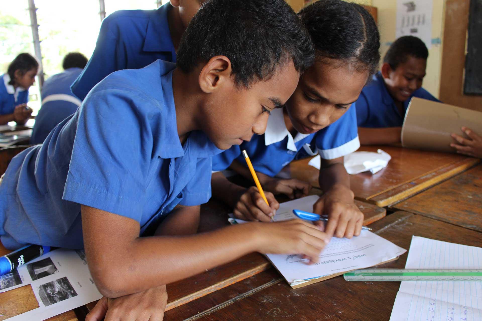 ENDERisabel - storytime in Fiji