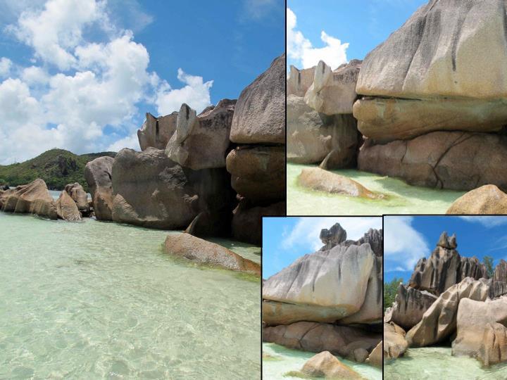 Seychelles amazing rock formations © Abbie Hine