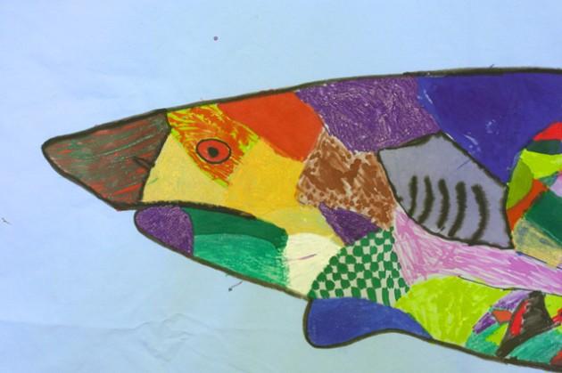 A closer look at the blacktip reef shark