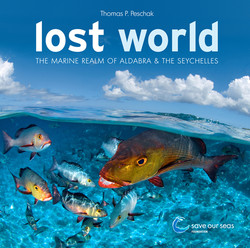 Photo (Left): The cover of the Lost World book
