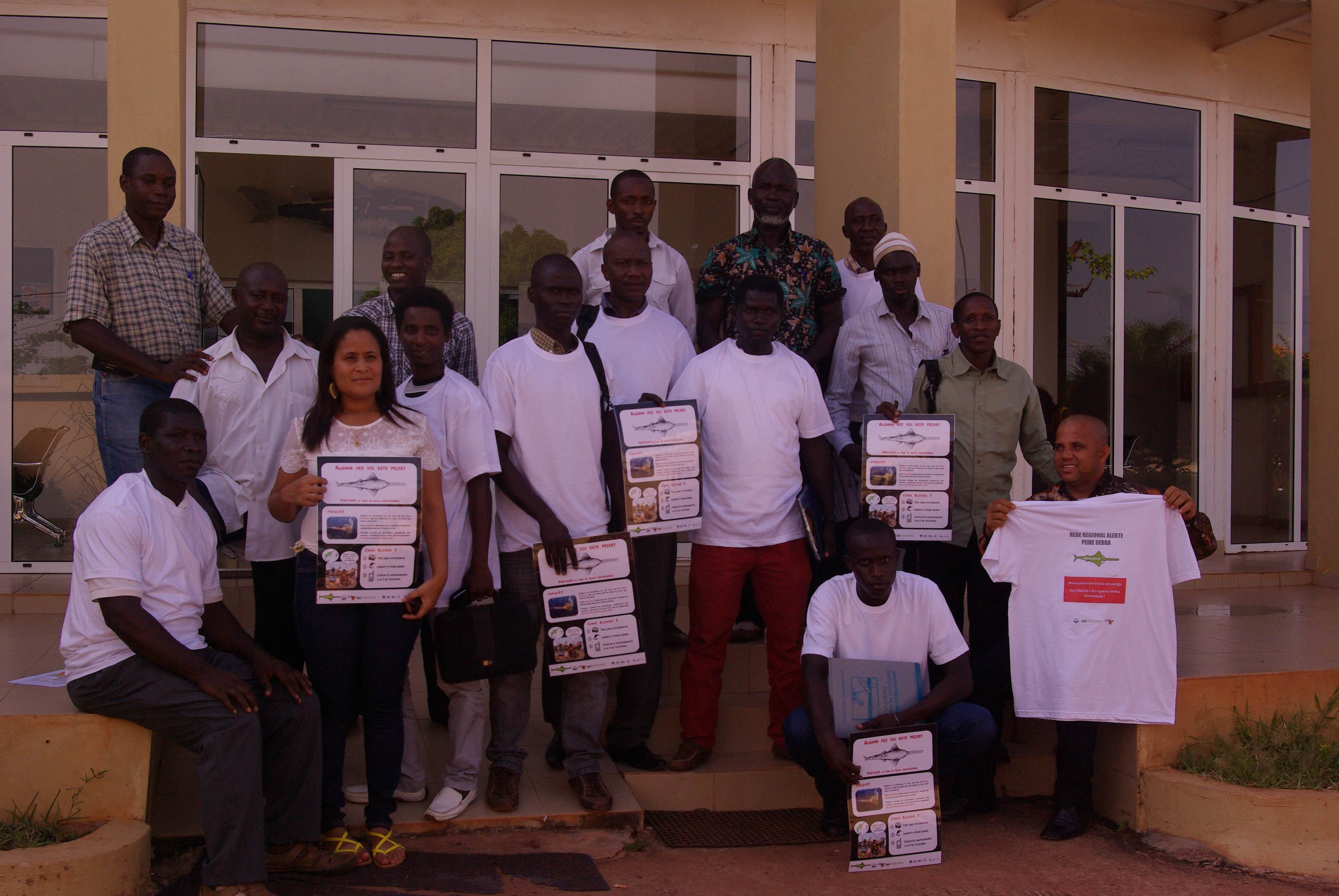 Training In Guinea-Bissau