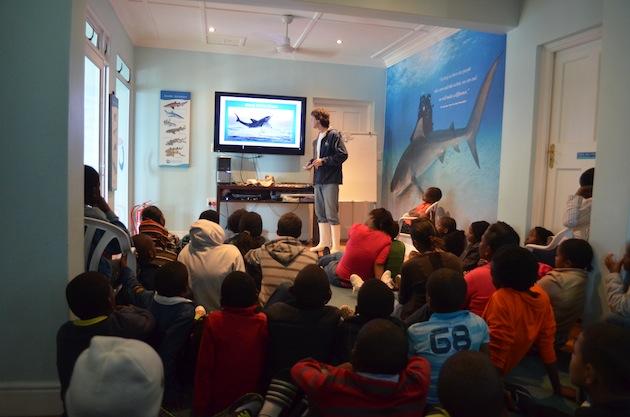 marine education