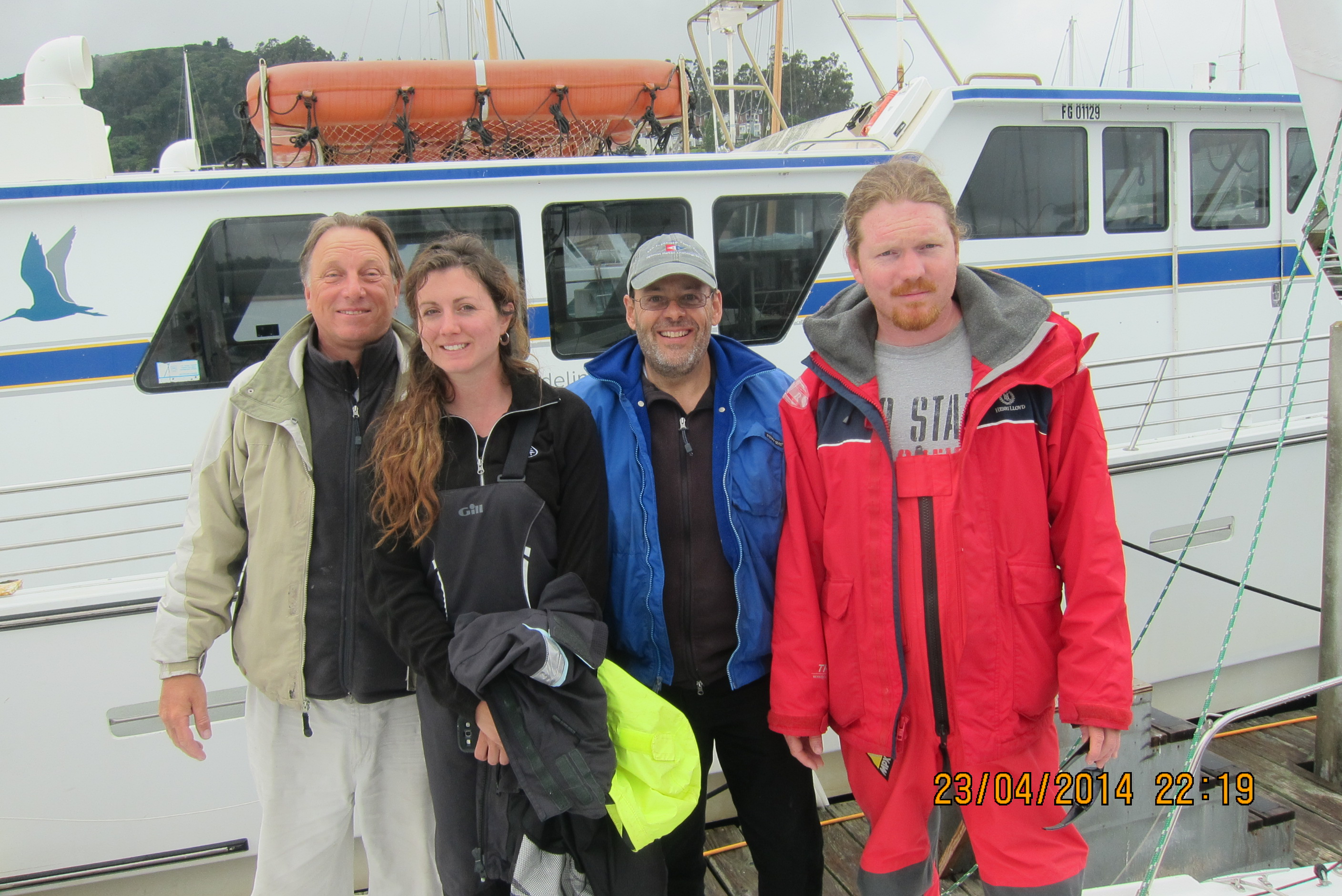Ocean Research Project team