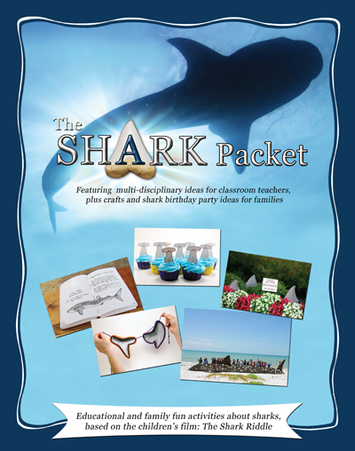 Cover of The Shark Packet