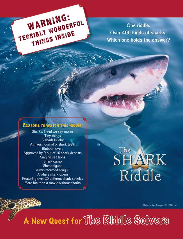 The Shark Riddle