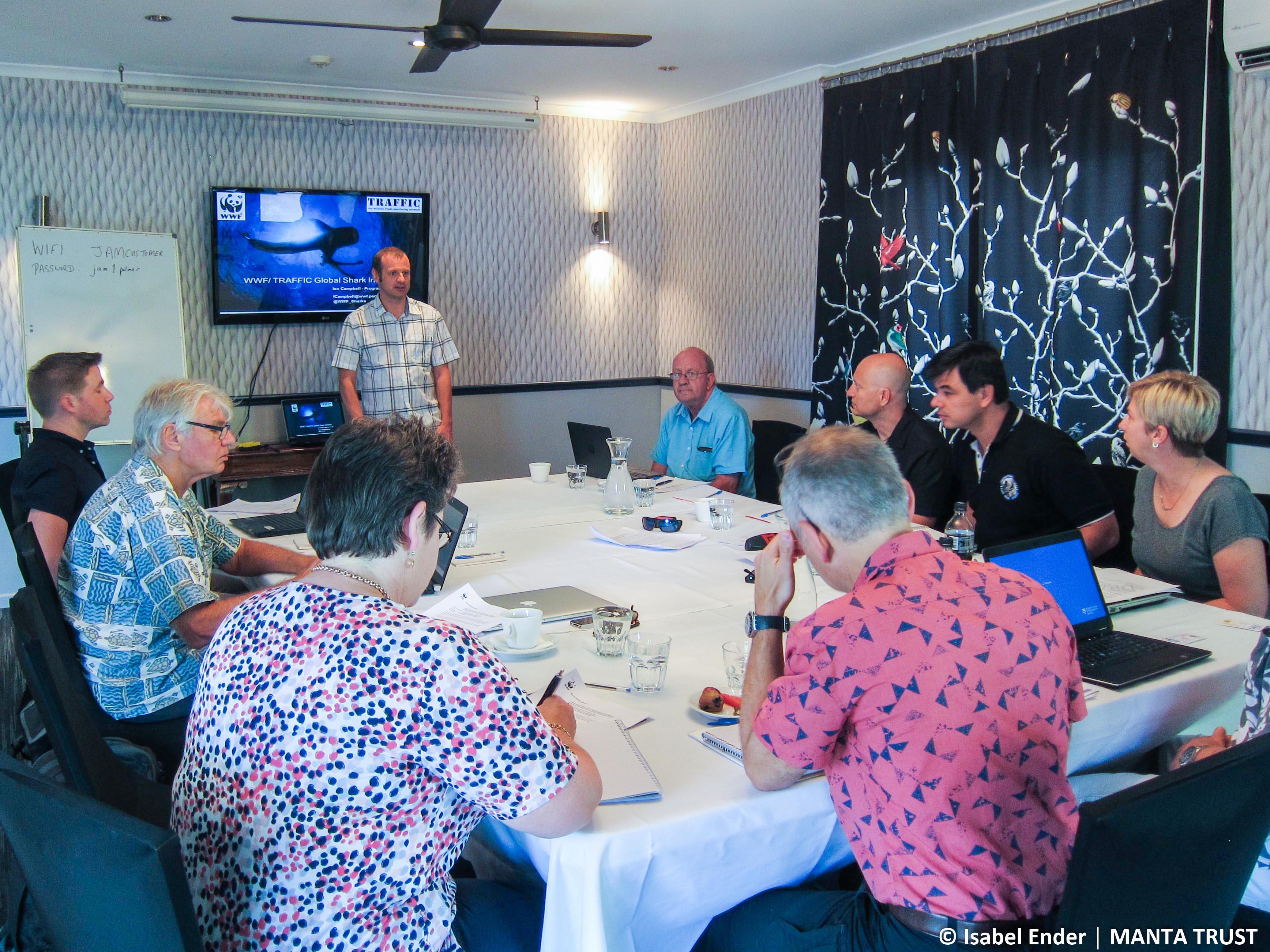 Townsville meeting